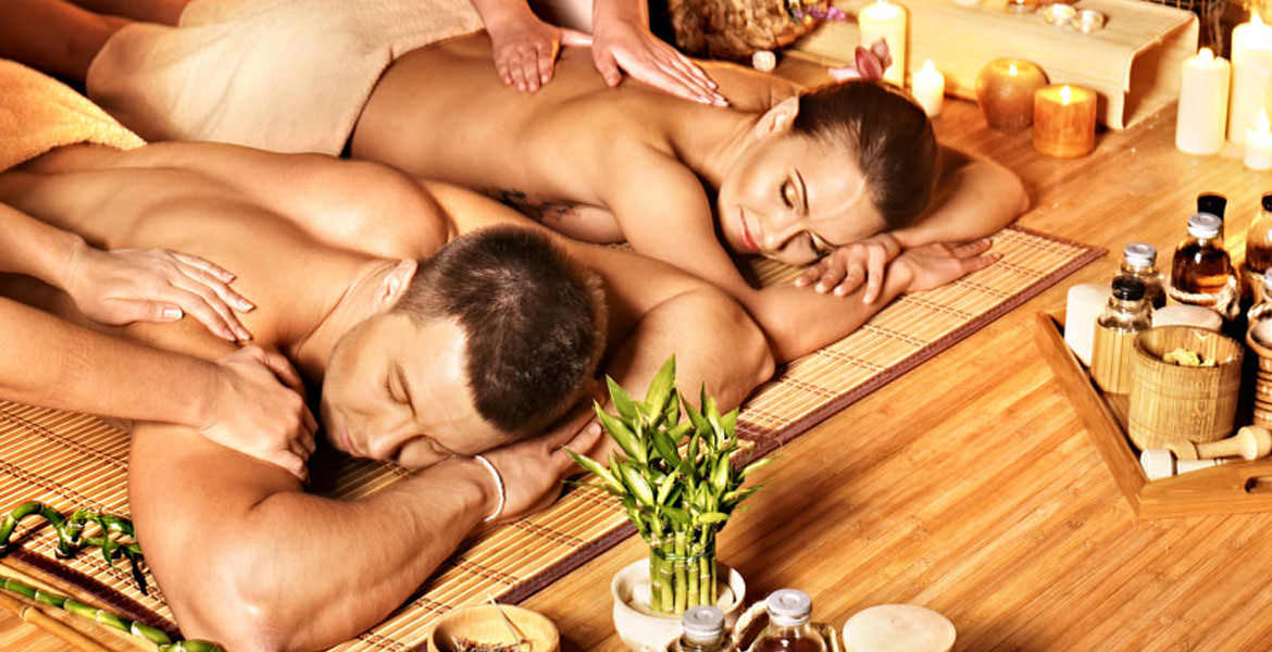 Erotic Couple Massage at Bangkok Passion Massage