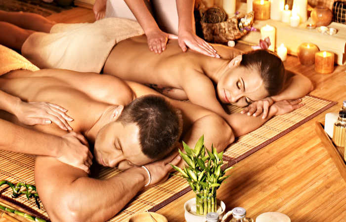Couple massage at Bangkok Passion Massage in bangkok