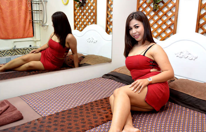 Rooms at Bangkok Passion Massage